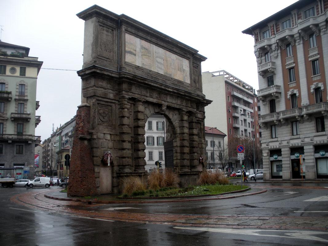 Luoghi del ricordo - Autoscuola porta romana milano ...